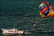Traverse Bay Parasail