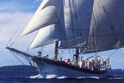 Traverse Tall Ship Sailing