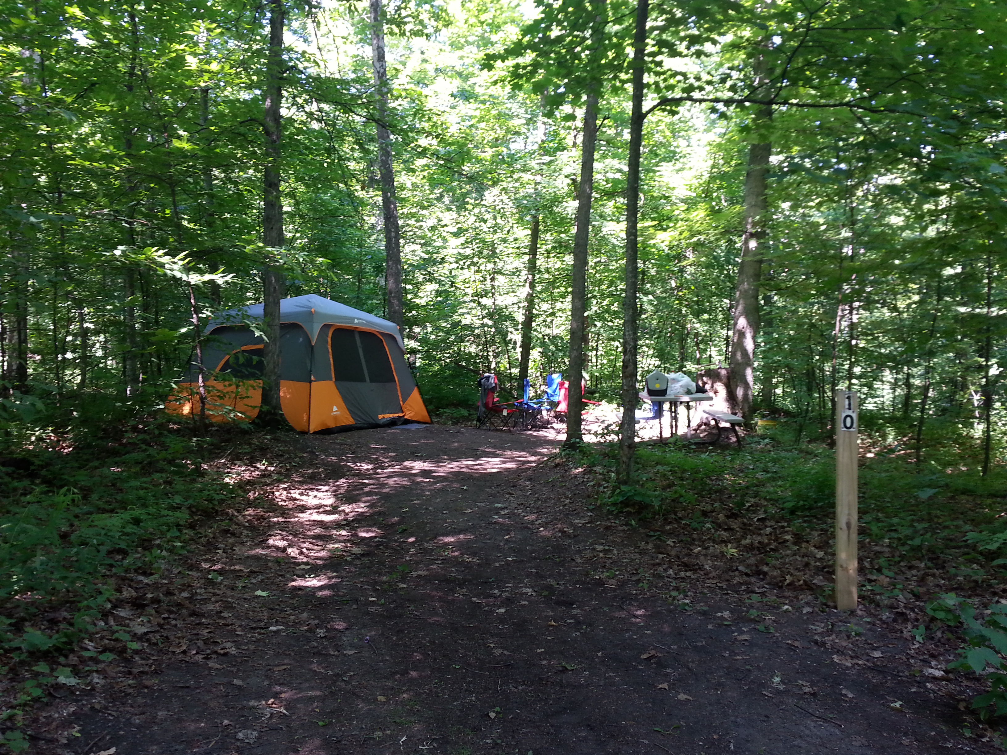 michigan tent sites wild cherry resort rv resort and