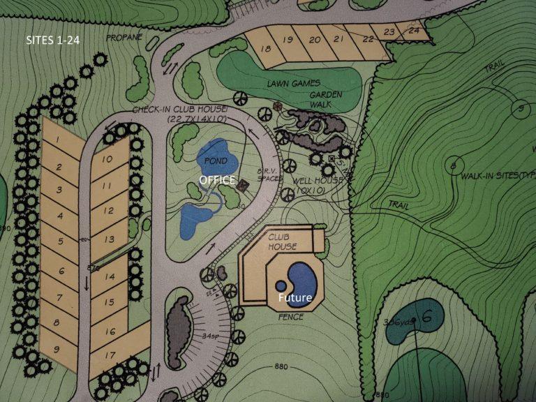 Campground Map › Wild Cherry Resort › RV Resort and ...